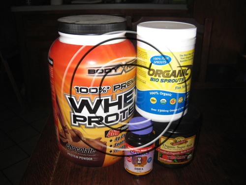Many fitness supplements are beneficial; photo courtesy Kelly Smith