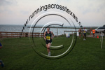 Runners racing in Seabrook